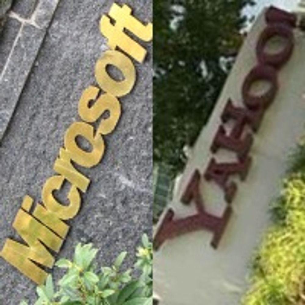 Yahoo kan få Murdoch-hjelp mot Microsoft