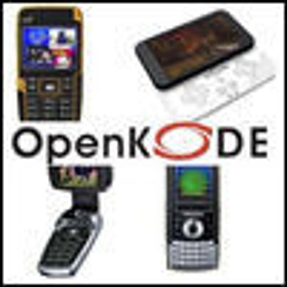 Lanserte åpen standard for mobilgrafikk