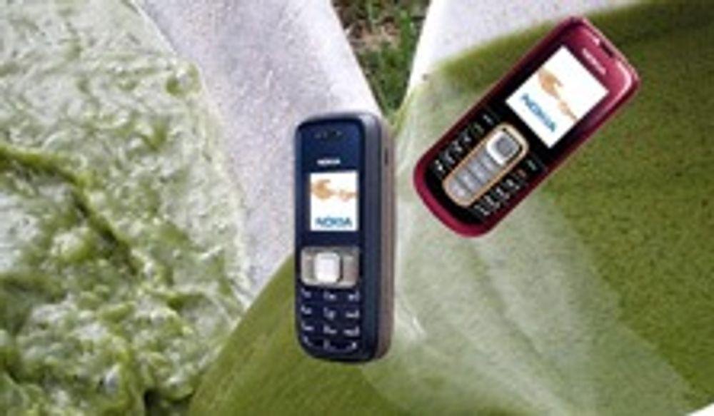 «Ingen» resirkulerer mobilen