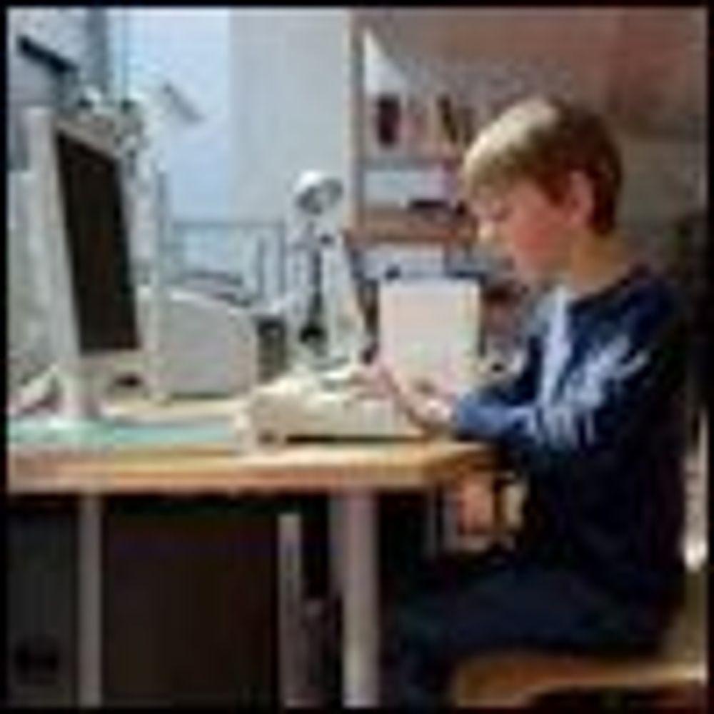 Norske barn bruker internett til lekser