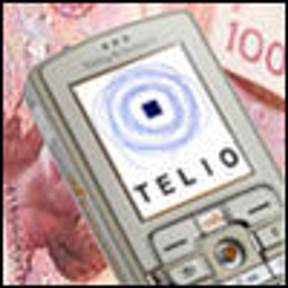 Telio passerte 100.000 kunder