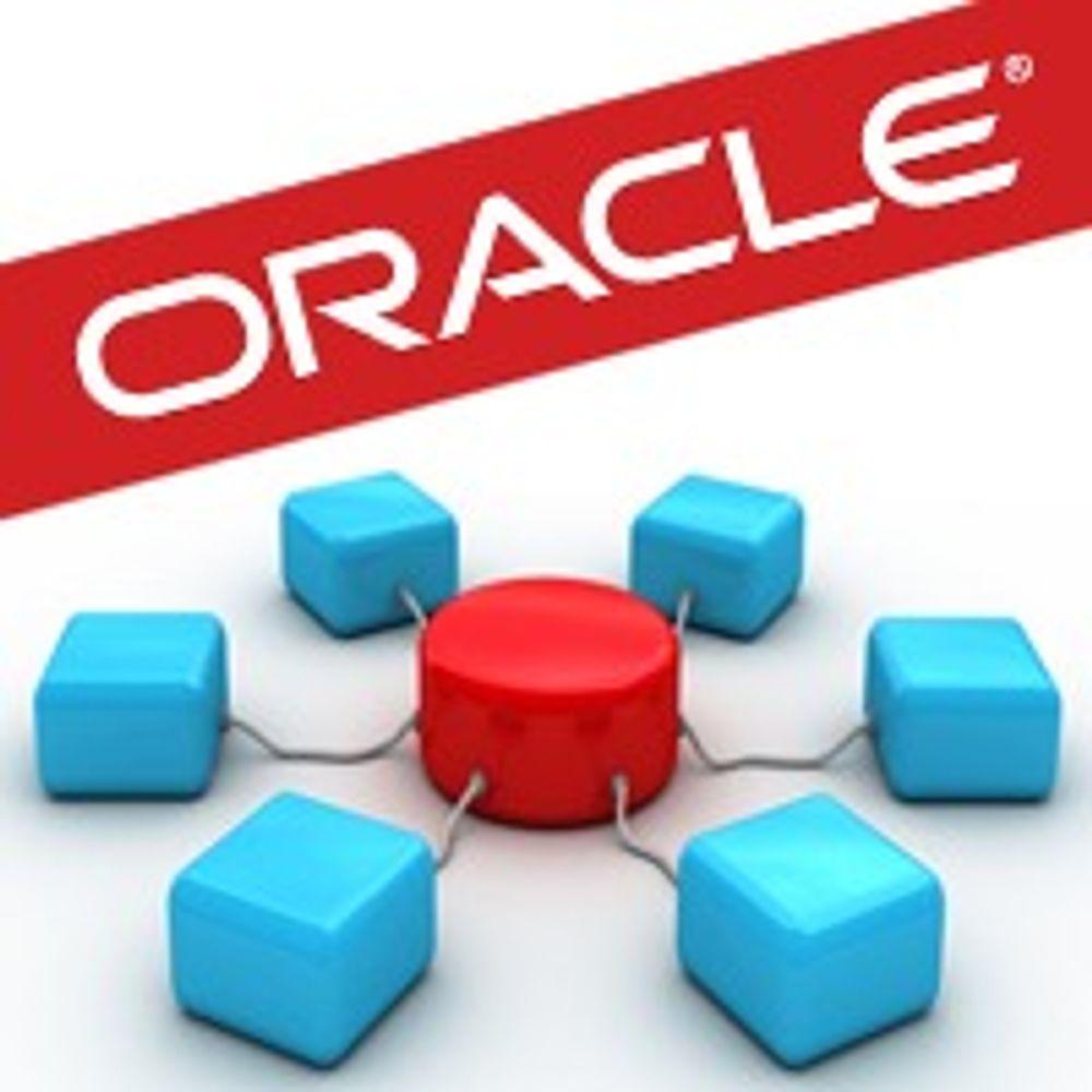 Oracle vier SOA med effektiv kontroll av data