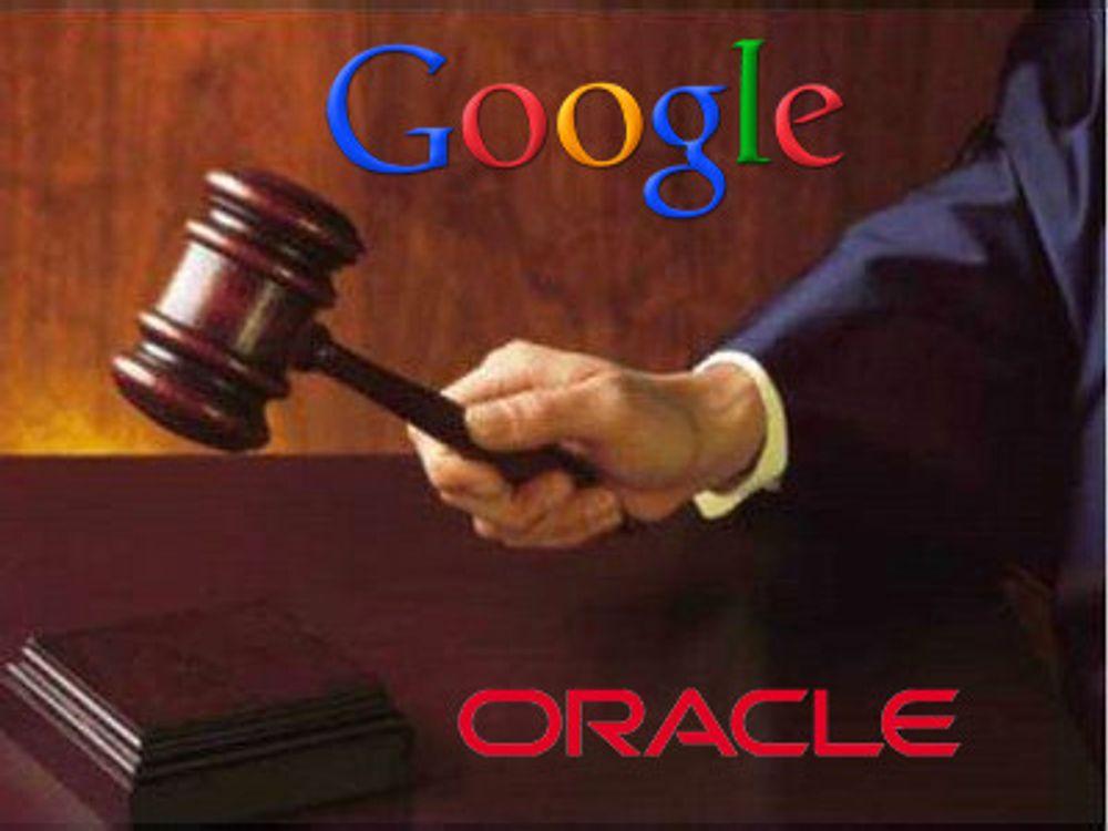 Tilbakeslag for Oracle