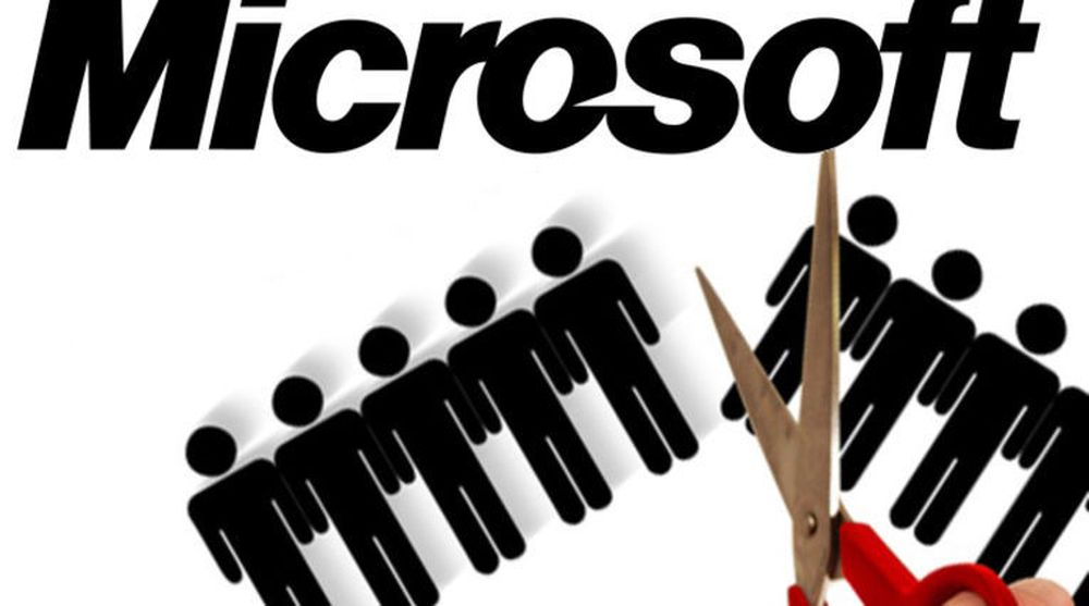 Varsler kutt i Microsoft