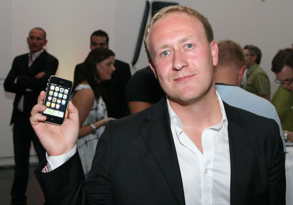 Netcoms nye personsvar først på iPhone