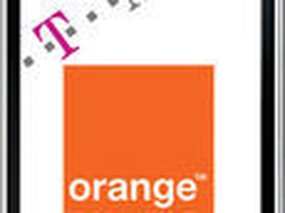 T-Mobile og Orange fusjonerer