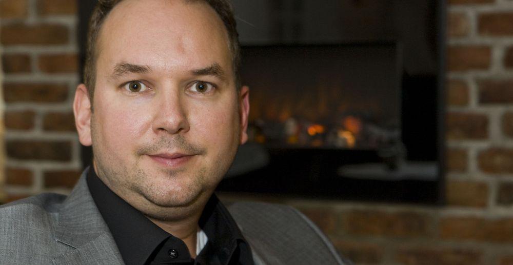 F-Secure bruker mer Cloud-teknologi enn tidligere for å ta knekken på virus og ondsinnet programvare, sier norgessjef Dag Arne Jerstad. (Foto: Per Ervland)