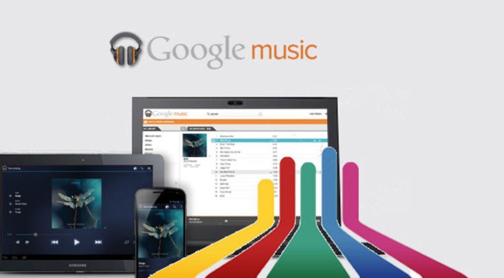 Google satser på musikk, og både YouTube og Android-enheten til selskapet skal være i forhandlinger med plateindustrien. Blant annet snakkes det om en strømmingstjeneste ala Spotify.