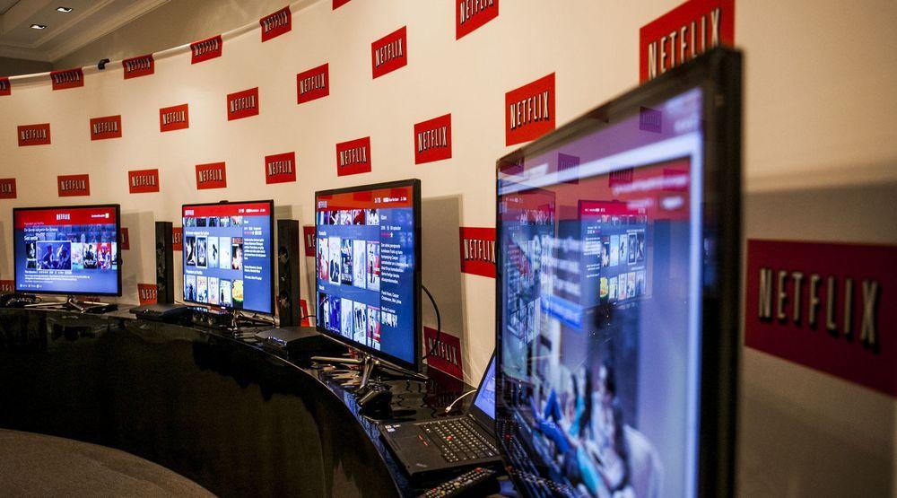 Fiber er nærmest en forutsetning for båndbreddekrevende tjenester som Netflix.