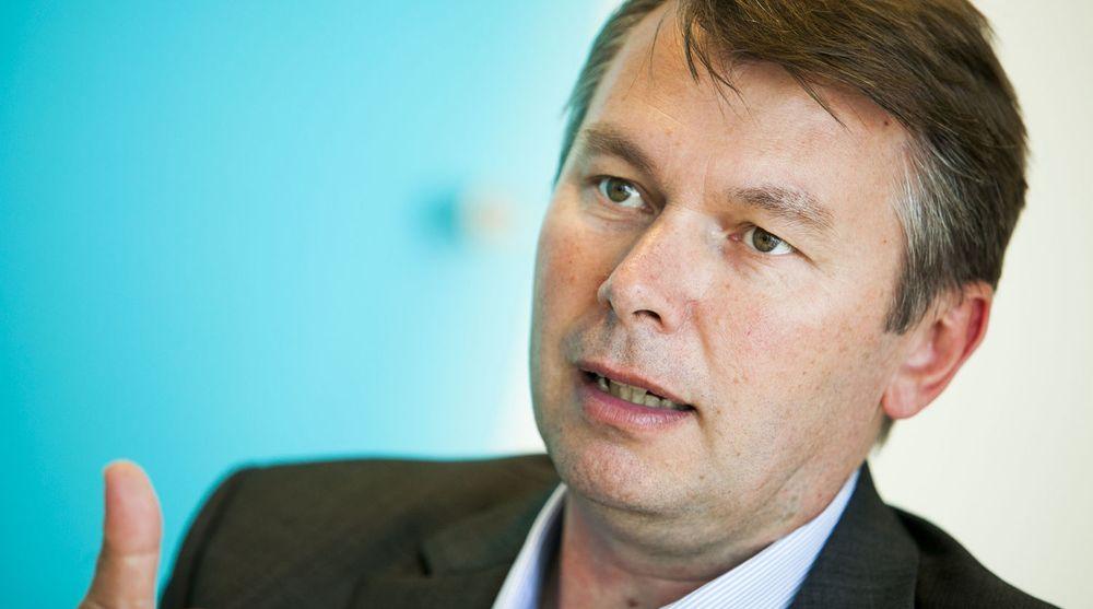 Accentures mektige norske toppsjef, Roy Grønli, måtte forklare hva selskapet har gjort – og vil gjøre – med Altinn.