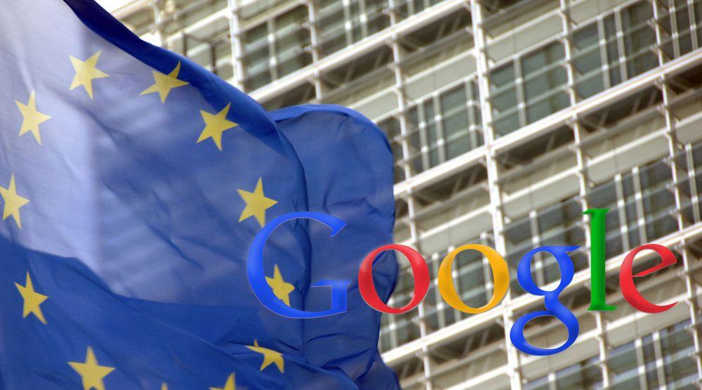 EU truer Google