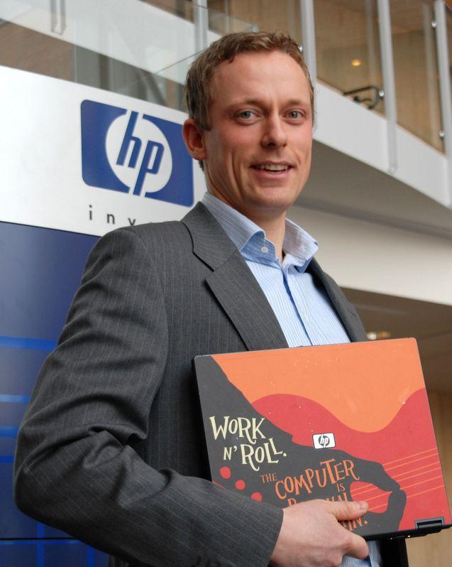HP Norge suveren vinner i PC-jubelår