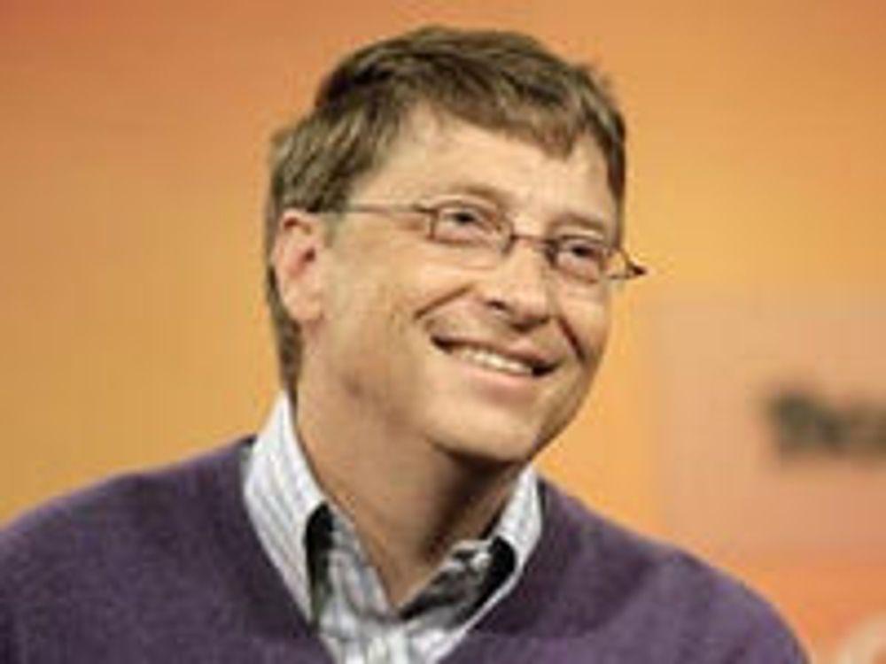 Bill Gates er rikest igjen