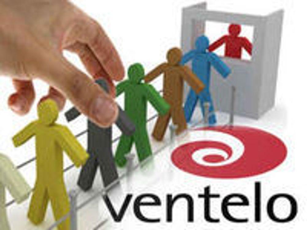 Nytt teleselskap tapper Ventelo