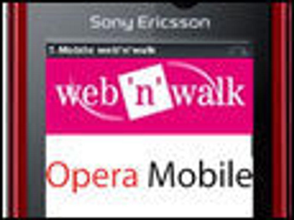 Mobilgigant satser på Operas widget-strategi