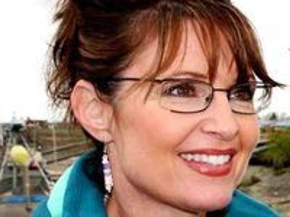 Hackere brøt seg inn i Palins Yahoo-konto