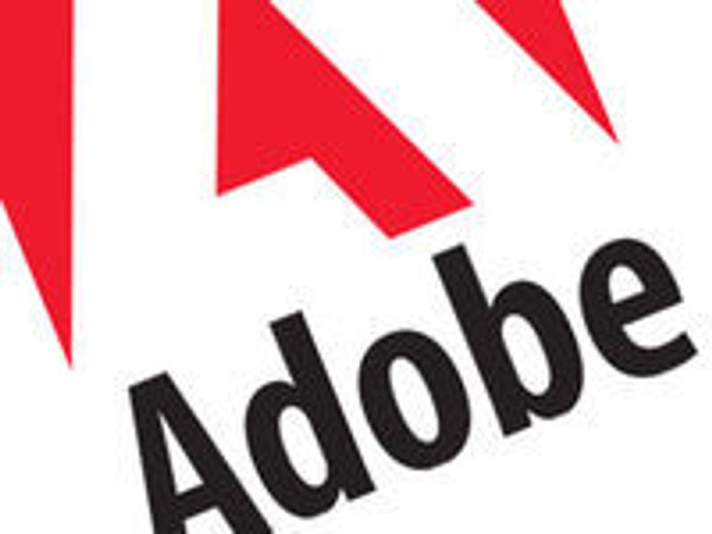 Mindre overskudd i Adobe