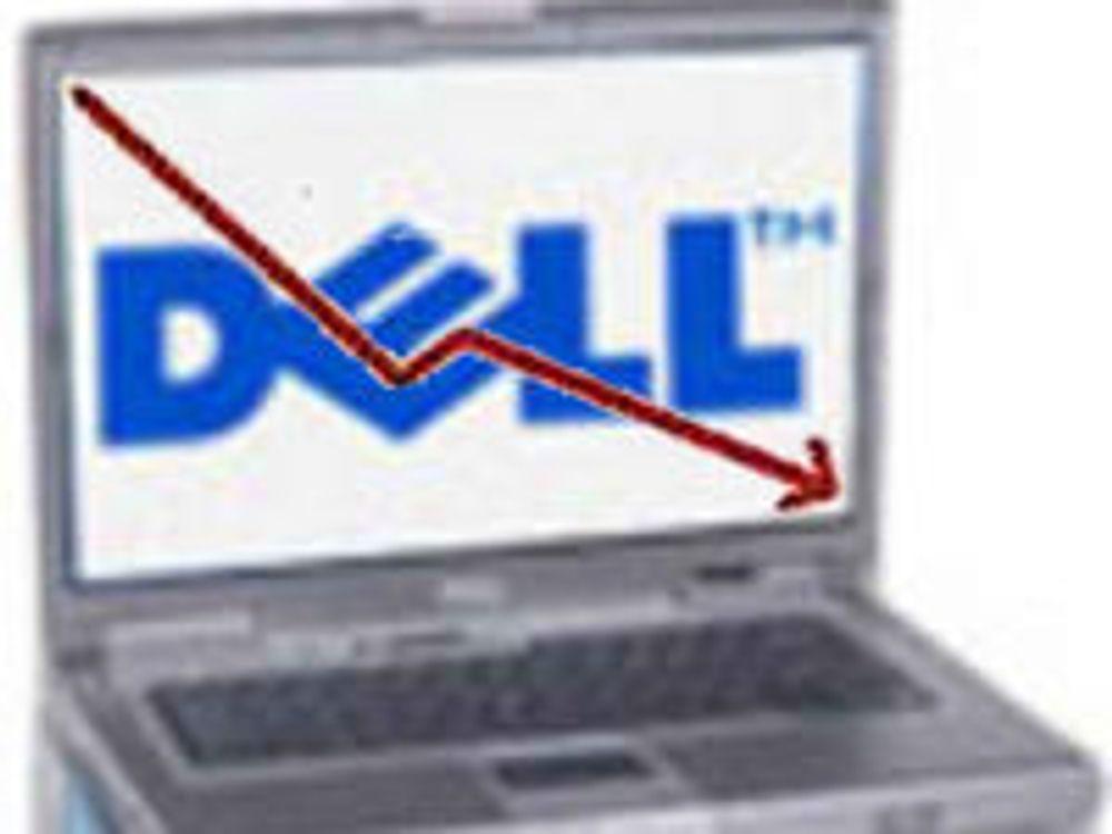 Dell venter lavere etterspørsel