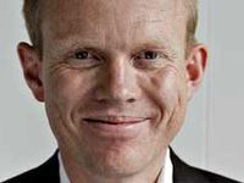 Erik Villum er ferdig i Umoe IKT