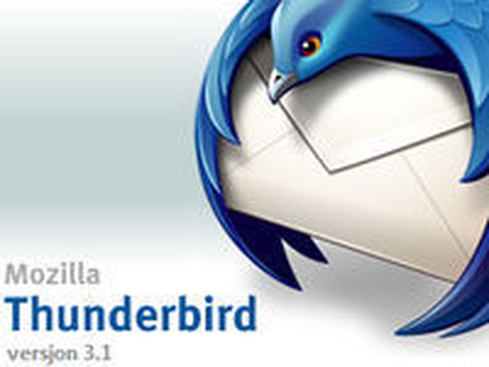 Raskere oversikt med ny Thundebird
