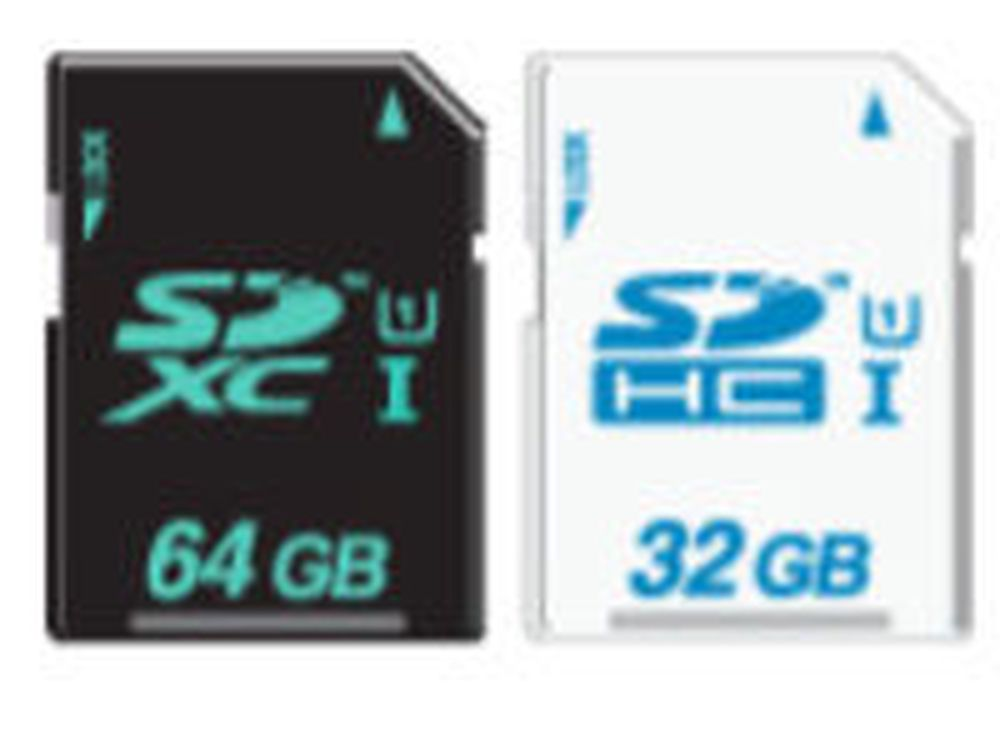 Åpner for mye raskere SD-kort