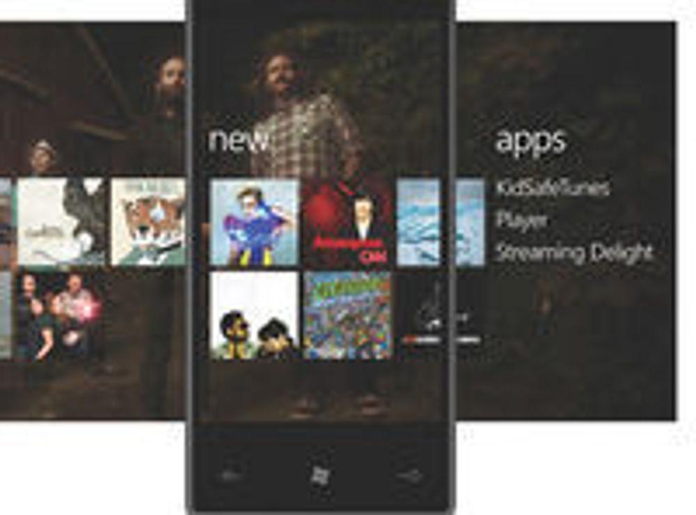«Windows Phone 7 er ferdig om fem år»