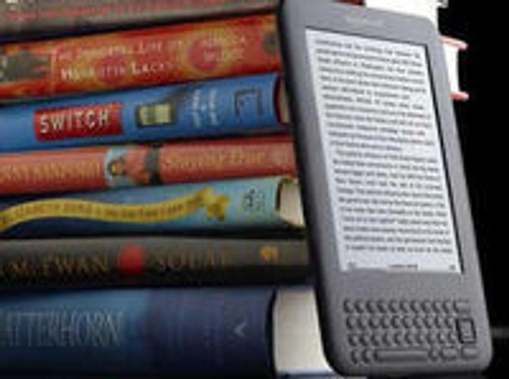 E-bøker drar fra pocket
