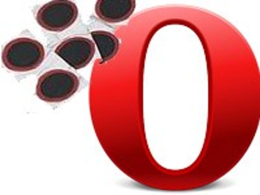 Kritisk sårbarhet funnet i Opera