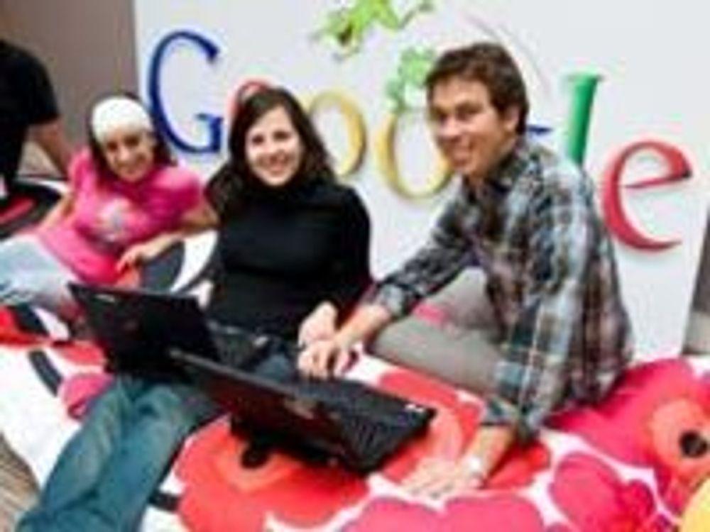 Google skal ansette tusenvis i 2011
