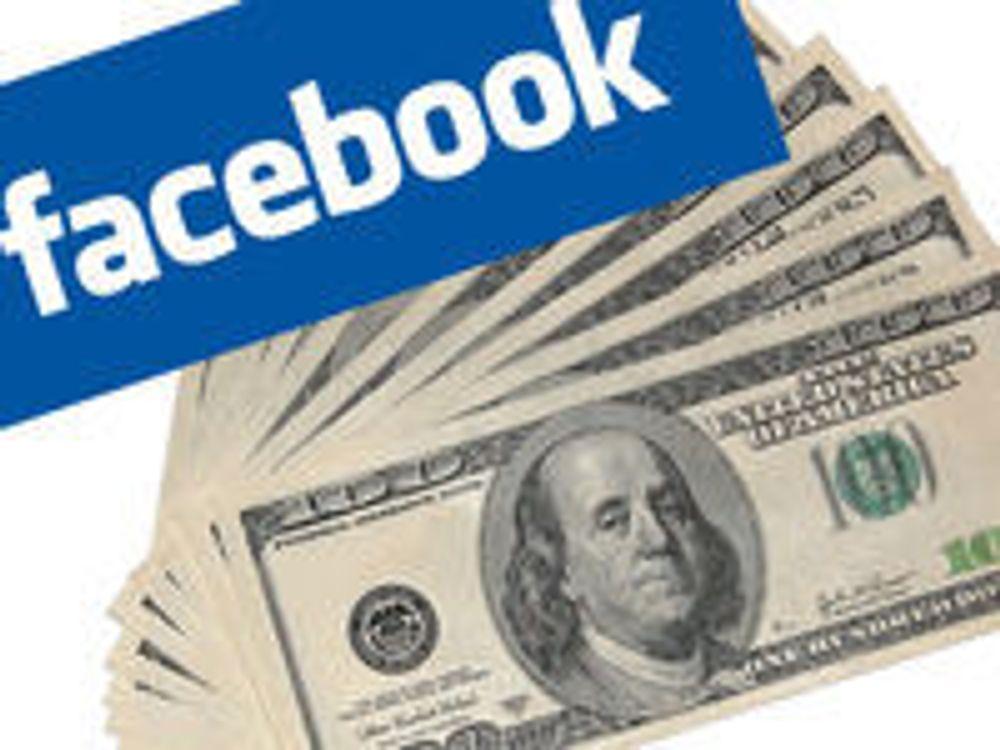 Facebook kunne ha fått 5 milliarder dollar