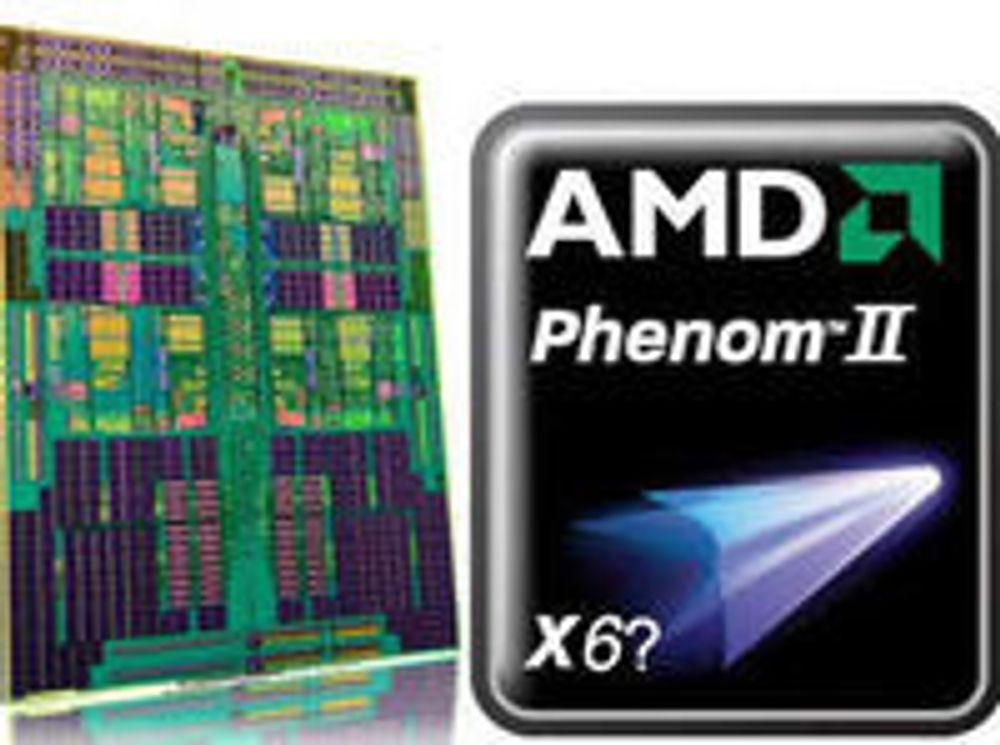 Uventet positive tall fra AMD