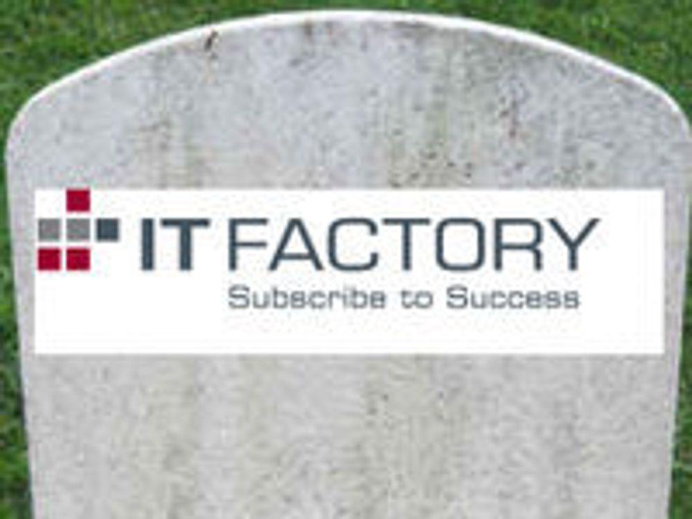 IT Factory i Norge: «Vi er i sjokk»