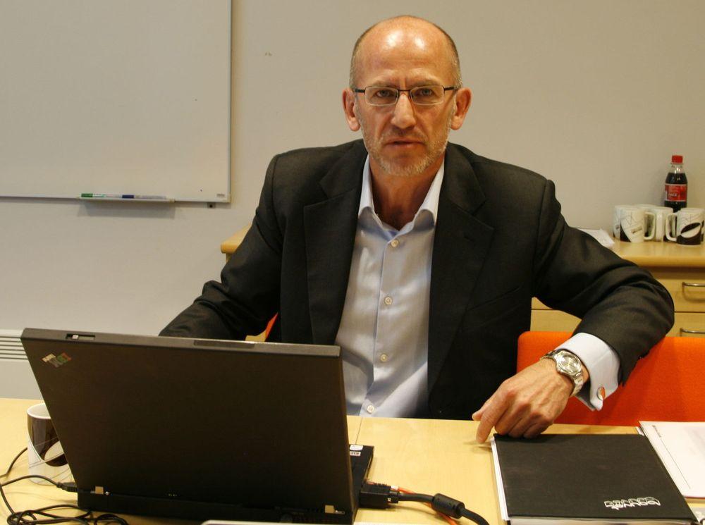 Bouvet etablerer seg i Sverige