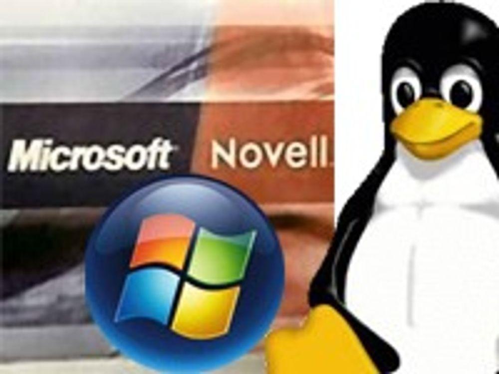 Microsoft betaler nye millioner til Novell