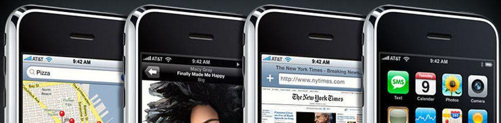 iPhone roses for sitt gode brukergrensesnitt, men Apple har ikke prioritert basisfunksjonalitet som det å kunne klippe og lime tekststrenger.