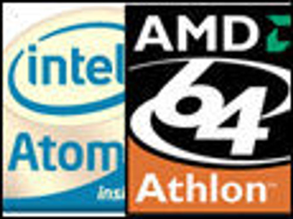 Ny-gammelt AMD-system slår Intel Atom