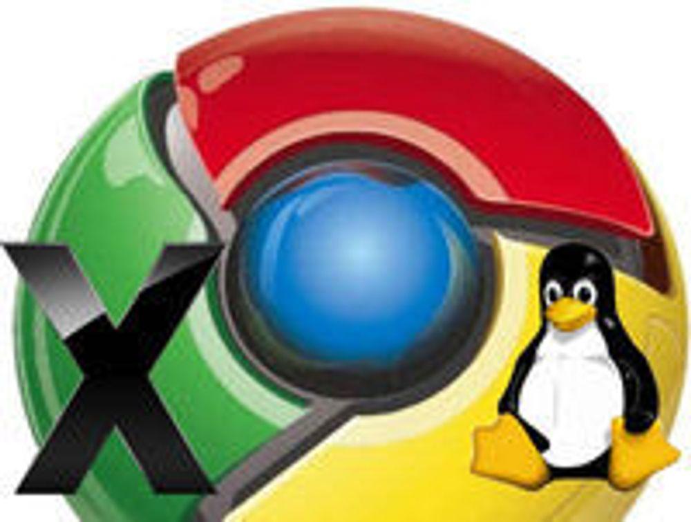 Chrome-beta til Mac og Linux