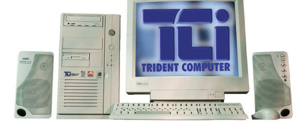 Kroken på døra: TCI Computers var ikke først ute, men kunne inntil konkursen skilte med å være Nordens lengstlevende PC-produsent.