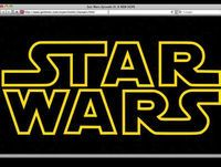 Se Star Wars-intro med bare HTML og CSS