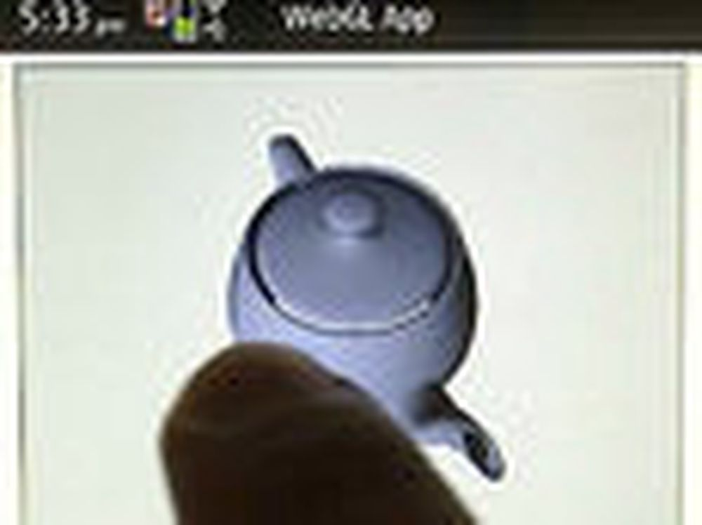 Firefox viser 3D-grafikk også på mobilen