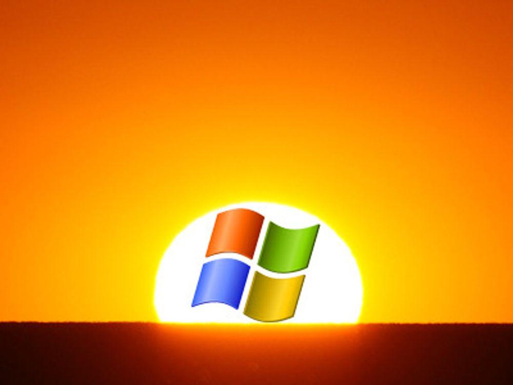 Sjekk at Windows er oppdatert