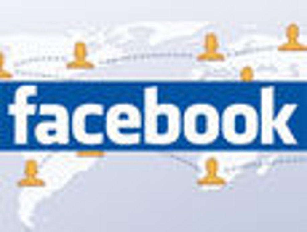 Facebook lanserer meldings-app