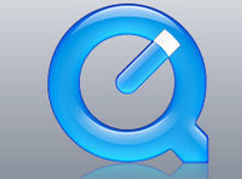 Fjerner alvorlige sårbarheter fra QuickTime