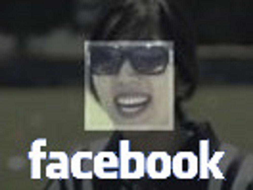 Fjestrøbbel for Facebook