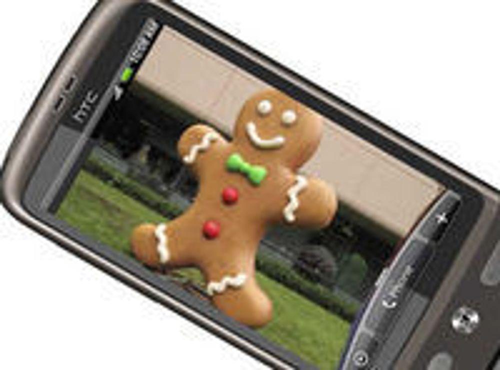 HTC Desire-oppdatering «bare for eksperter»