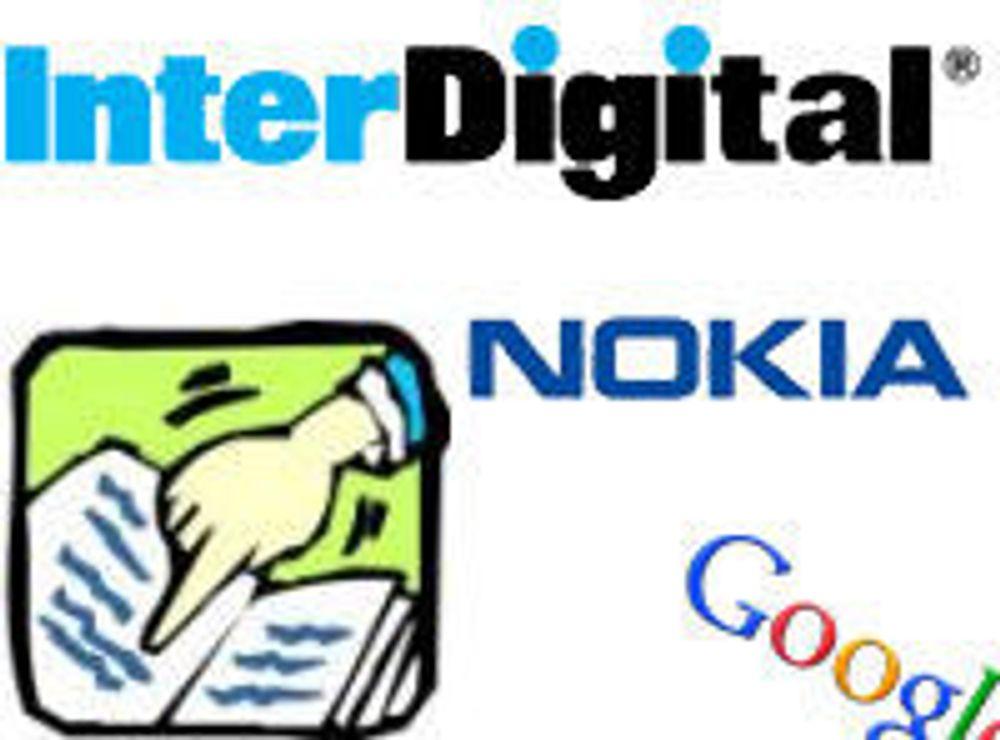 Anklager Nokia for patentkrenkelser
