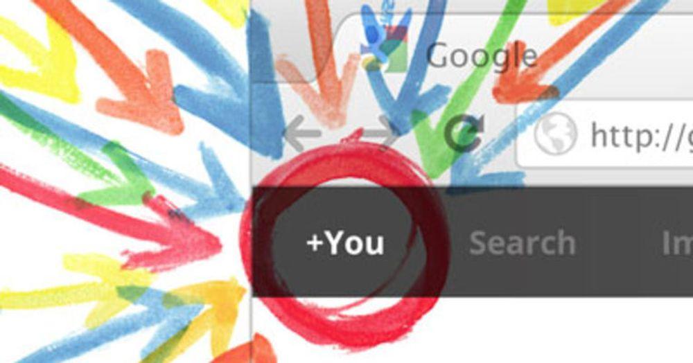 Trafikken faller på Google+ melder amerikansk research-selskap.