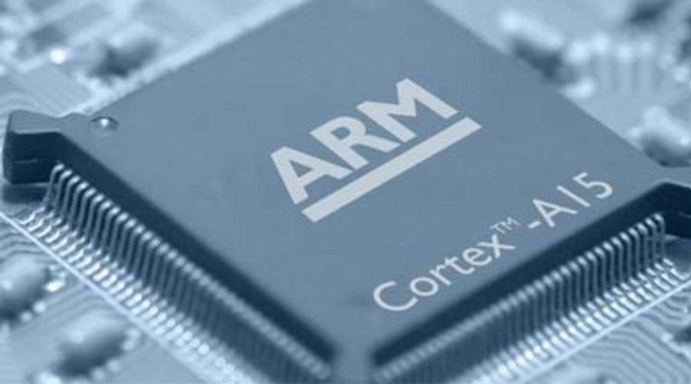 ARM tjener gode penger på sine brikke-løsninger.