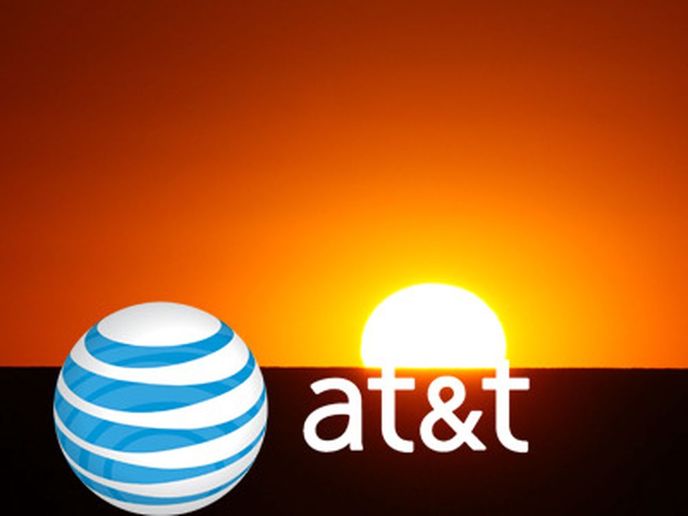 Milliardtap for AT&T