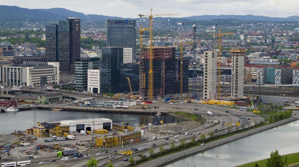 Sinke: Oslo ligger langt bak byer som Stockholm og København med å tilby innbyggerne digitale publikumstjenester.